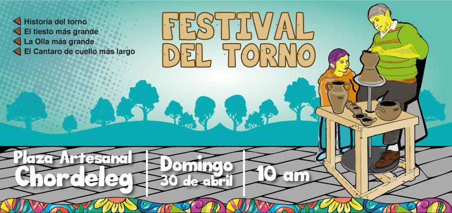 Invitación Festival del Torno