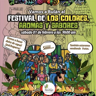 Festival de los Colores, Aromas y Sabores