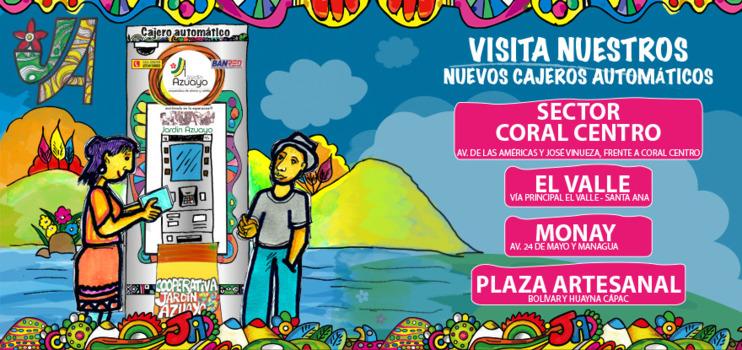 Nuevos cajeros automáticos en Cuenca