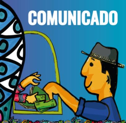 Transferencias Virtuales por feriado de Carnaval