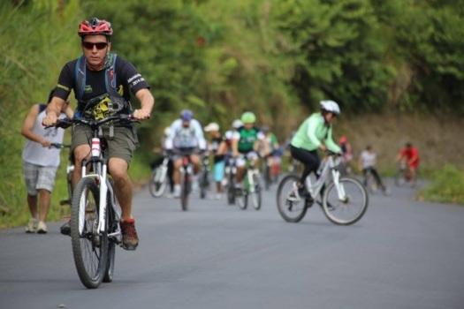 Ciclo Ruta Las Ortigas Sucúa 2016
