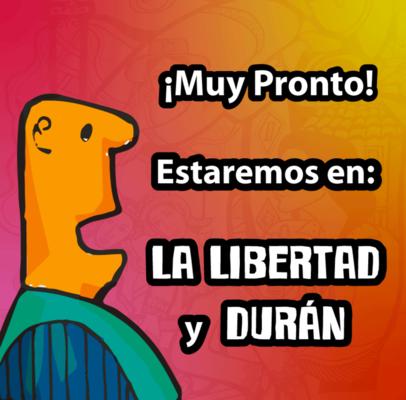 Nuevas oficinas: La Libertad y Durán