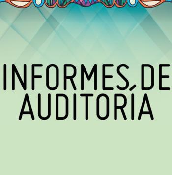 Informes de auditoría