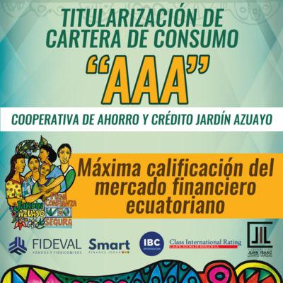 Titularización de Cartera AAA
