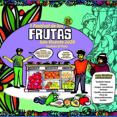 El Pan - Festival de las Frutas
