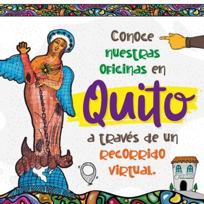 Conoce nuestras oficinas en Quito