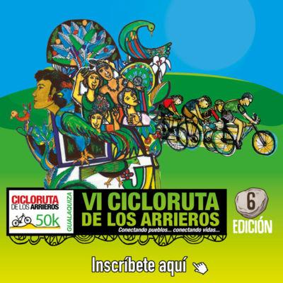Inscríbete en la Cicloruta de Los Arrieros