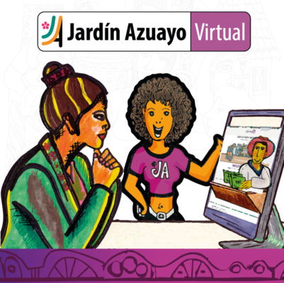 Jardín Azuayo Virtual