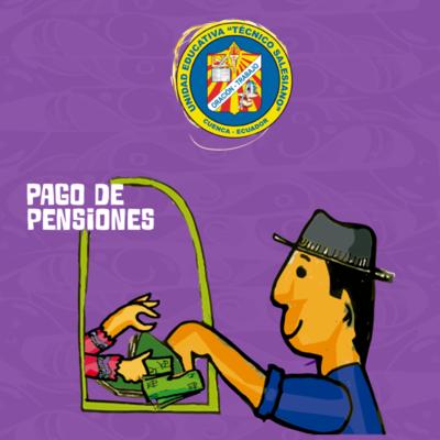 Pago de Pensiones: Técnico Salesiano y Carlos Crespi.