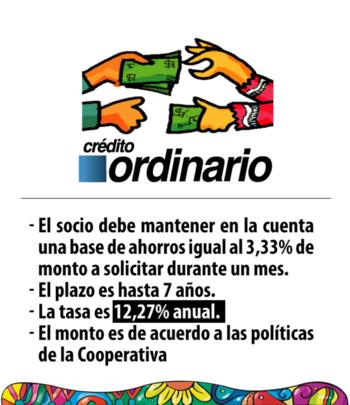 Crédito Ordinario
