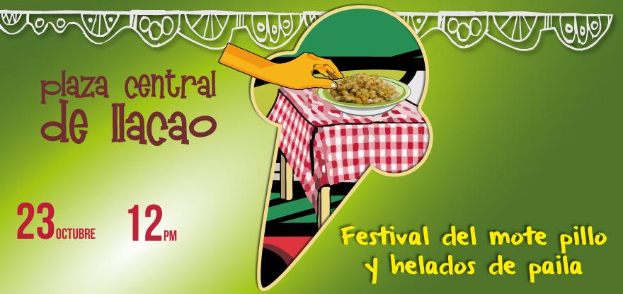 Festival del Mote Pillo y Helados de Paila