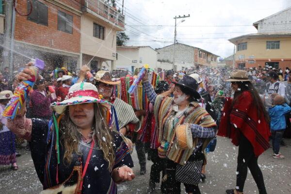 Carnavalazo 2020 - El Tambo