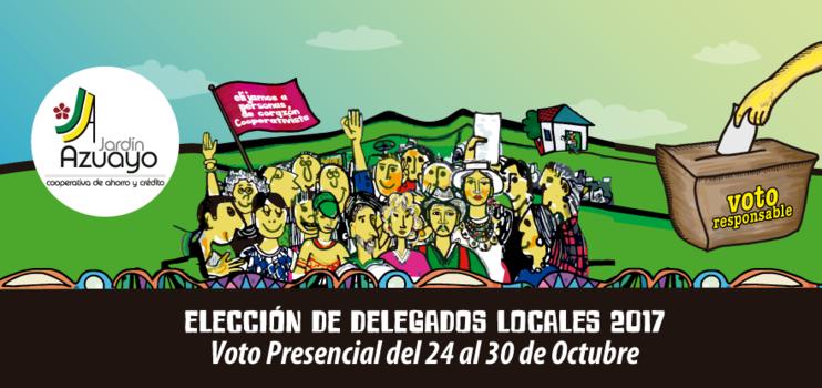 Voto Presencial