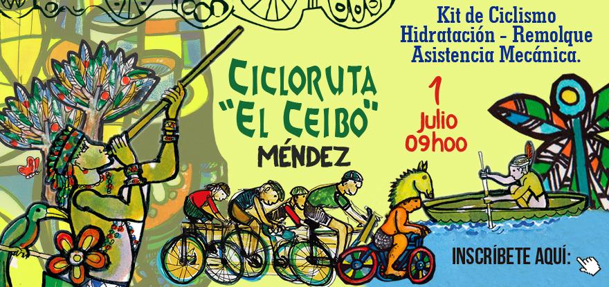"Cicloruta ""El Ceibo"" Méndez"