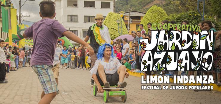 Festival de Juegos Populares Limón - Indanza