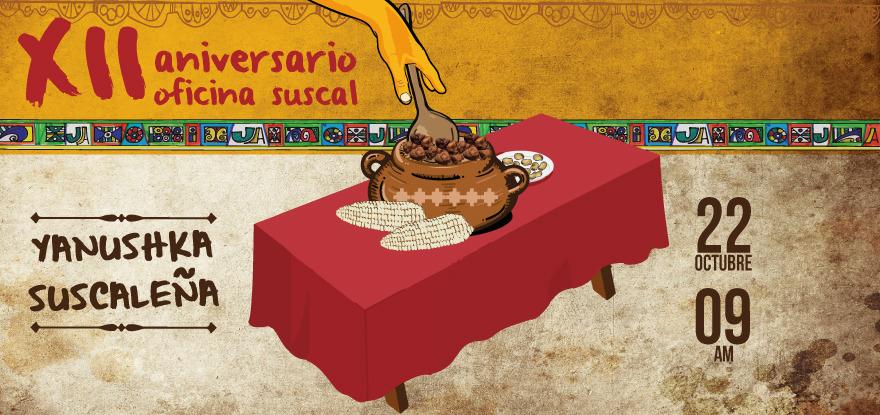 Festival de la Yanushka Suscaleña