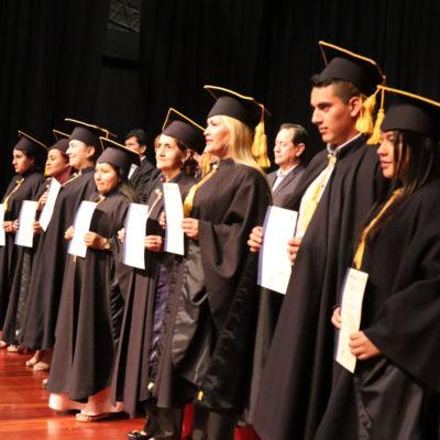 Graduación Programa de Cooperativismo, Ciudadanía y Liderazgo