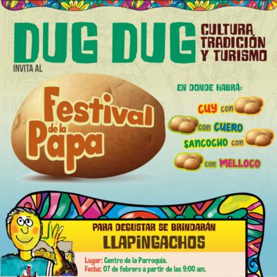 Festival de la Papa en Dug Dug