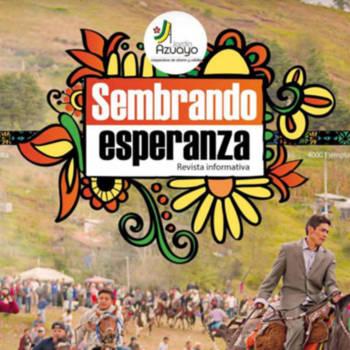 Revista Sembrando Esperanza