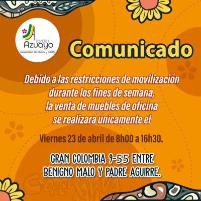 Venta de muebles de oficina Cuenca