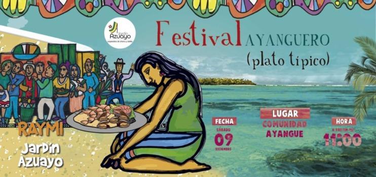 Raymi Jardín Azuayo ´Festival Ayanguero´.