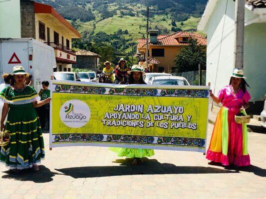 Festival de las Frutas - San Vicente