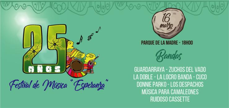 Festival de Música ¨ Esperanza ¨
