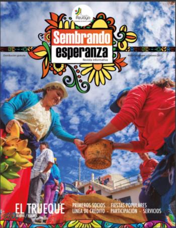 Sembrando Esperanza - Abril 2017