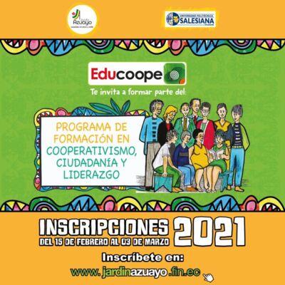 Programa de Cooperativismo, Ciudadanía y Liderazgo 2021