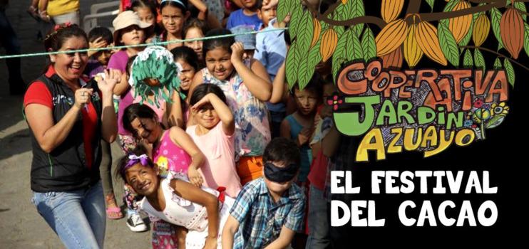 XIII aniversario de Jardín Azuayo oficina La Troncal