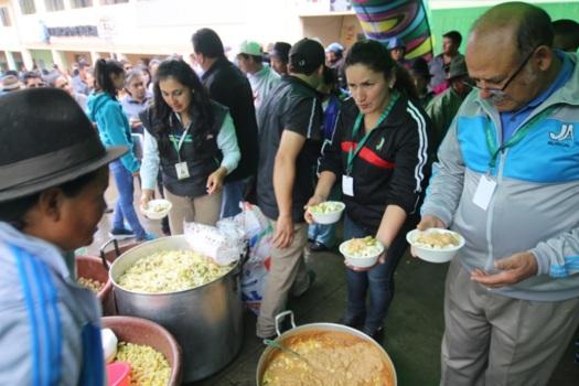 Suscal festejó 12 años de vida institucional de Jardín Azuayo