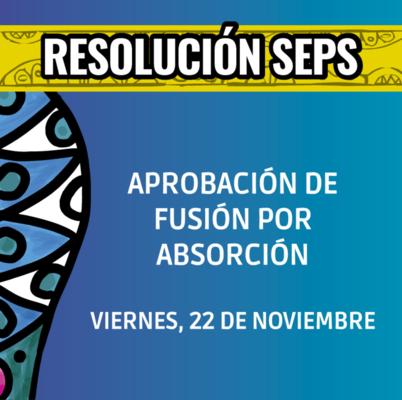 Resolución Superintendencia de Economía Popular y Solidaria