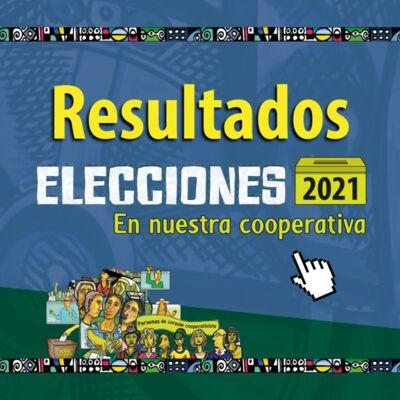 Resultado Elecciones JA 2021