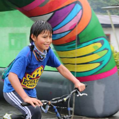 Galería: Cicloaventura Ruta del Sangay